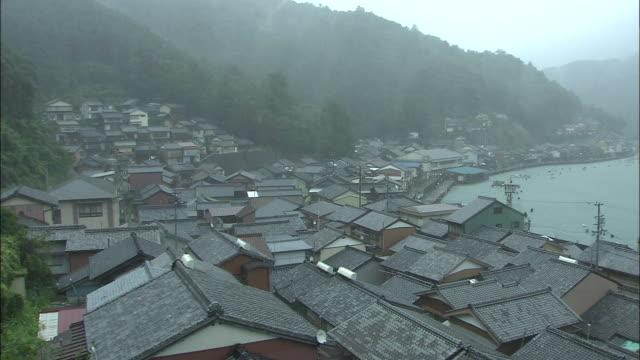 rain _daigahara nara - nara prefecture stock videos and b-roll footage