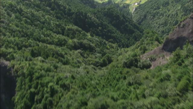 rain _daigahara nara - 村点の映像素材/bロール