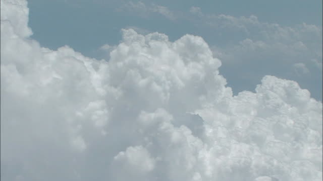 rain _daigahara nara - 積雲点の映像素材/bロール