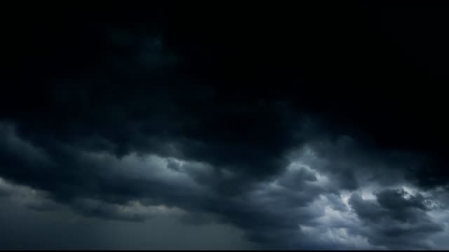 rain clouds - lightning stock videos & royalty-free footage