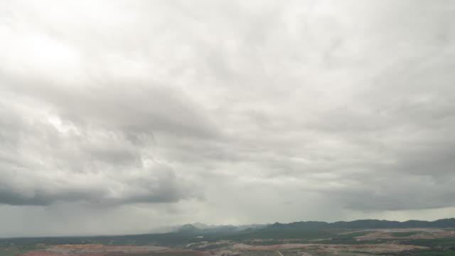 Regen Wolken.