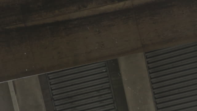 Rain Dripping From An Overpass