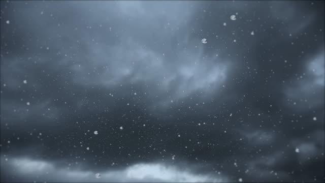rain in slow motion in 4k - 雨粒点の映像素材/bロール