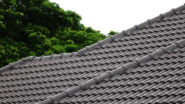 rain on roof house