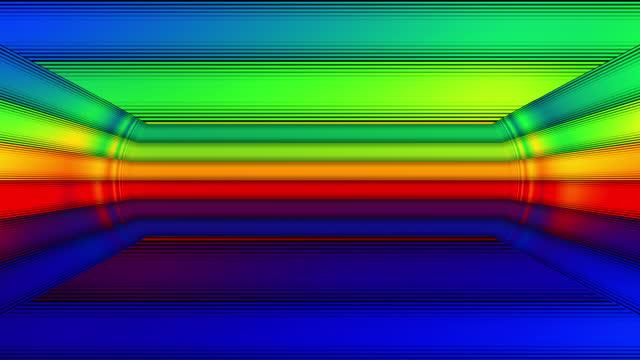 lgbt rainbow background - spectrum stock videos & royalty-free footage