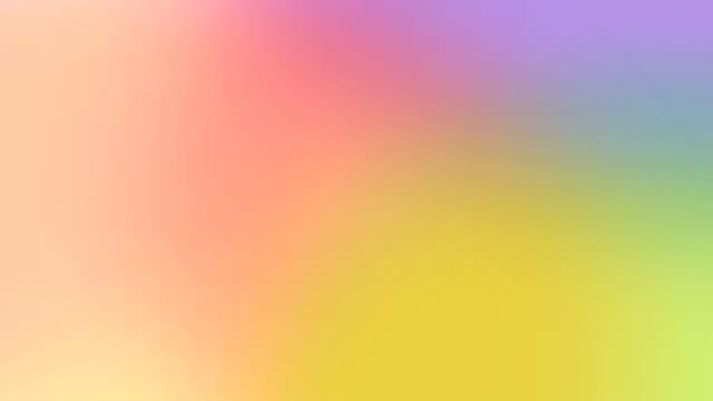 rainbow blend hd - rainbow stock videos & royalty-free footage