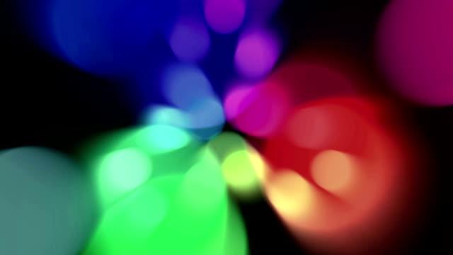 Rainbow verwischen Hintergrund