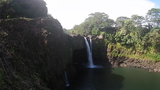 rainbow falls hawaii - 1959 stock videos & royalty-free footage