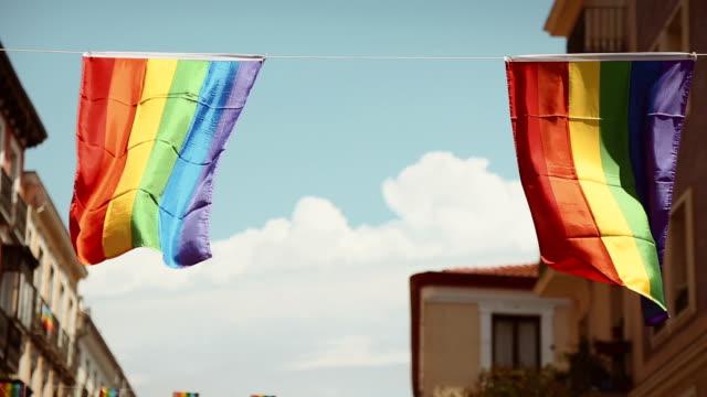 Rainbow Flag Gay Rights Pride