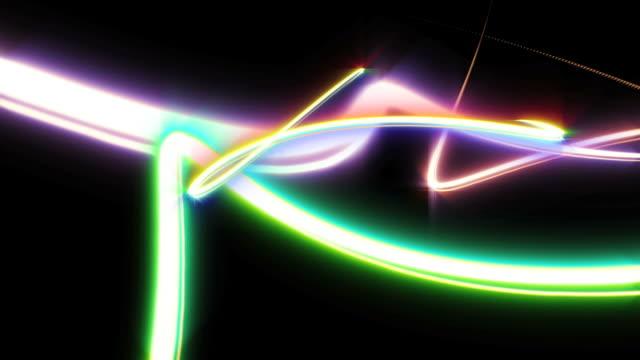 Regenbogen Streifen