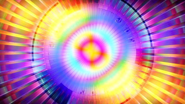 Rainbow turbine
