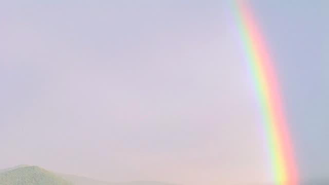 hd :レインボー - 虹点の映像素材/bロール