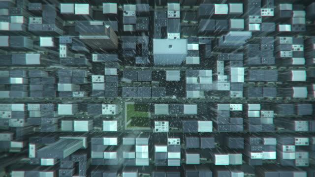 rainy city satelite - satellit bildbanksvideor och videomaterial från bakom kulisserna
