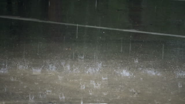 rainy day - torrential rain stock videos and b-roll footage