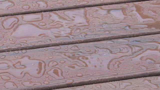 Rainy deck 3 - HD 30F