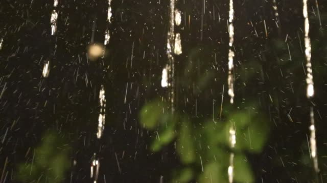 rainy night in the city of dhaka - textured effect stock videos & royalty-free footage