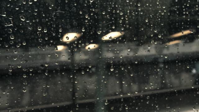 rainy subway car - new york city subway stock videos & royalty-free footage