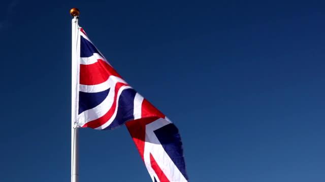 Raising the UK, Union jack Flag