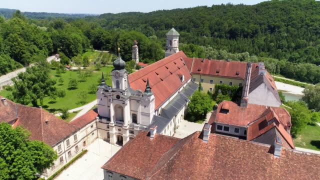 Raitenhaslach Monastery In Upper Bavaria