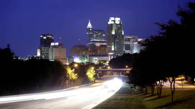 raleigh, nc - charlotte north carolina stock videos & royalty-free footage