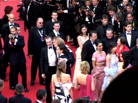 Ralf Fiennes Damian Lewis Rhys Ifans and Ben Chaplin at the 2005 Cannes Film Festival Closing Ceremony and 'Chromophobia' Screening at Cannes