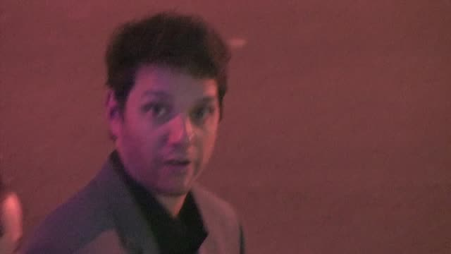 Ralph Macchio arrives at Boa in West Hollywood