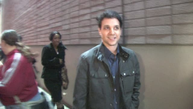 Ralph Macchio at the Roosevelt in Hollywood at the Celebrity Sightings in Los Angeles at Los Angeles CA