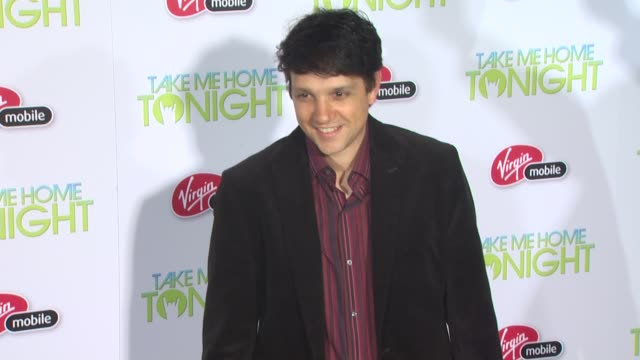 Ralph Macchio at the 'Take Me Home Tonight' Premiere at Los Angeles CA