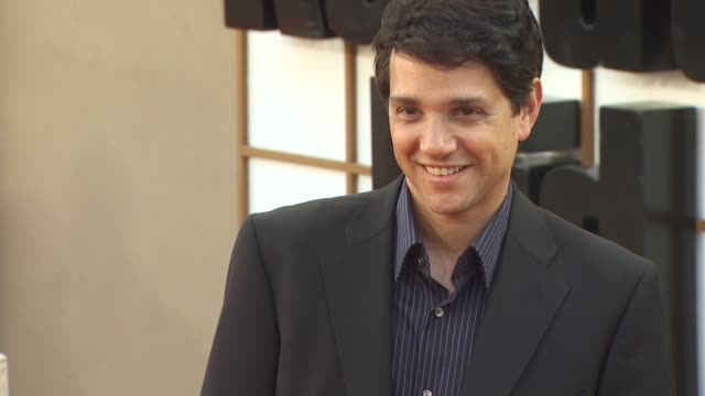 Ralph Macchio at the 'The Karate Kid' Premiere at Westwood CA