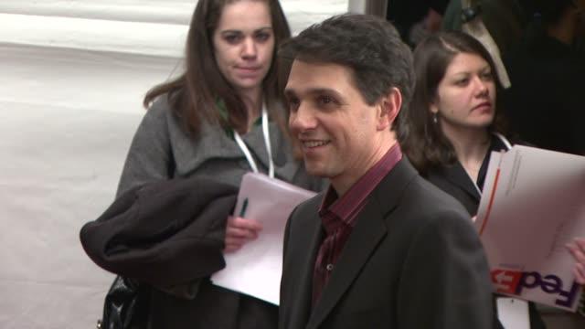 Ralph Macchio at the 'The Reader' New York Premiere at New York NY