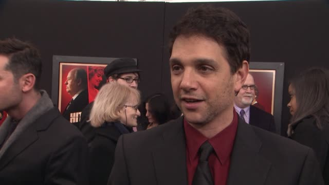 Ralph Macchio on having a small but fun part in the film On playing Psycho writer Joe Stefano on how he prepared for the role On seeing the real...