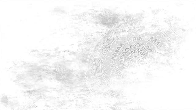 ramadan - asian arabic motif - islamic background - geometric shape wiht texture - mosque stock videos & royalty-free footage