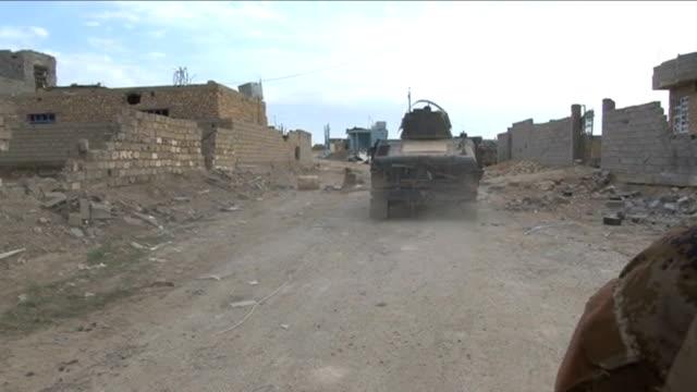 Ramadi Iraqi Army ISIS Fighting