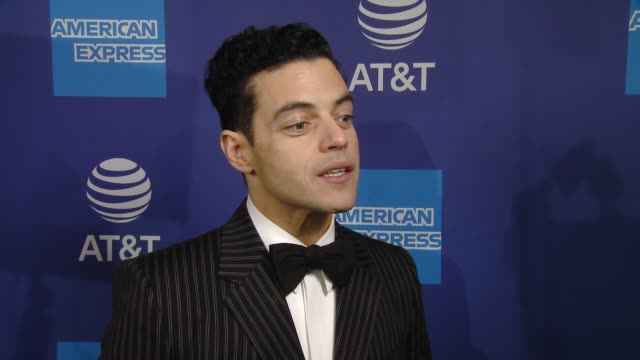 INTERVIEW Rami Malek on how it feels to be part of PSIFF what makes this festival different from others what it means to be receiving the...