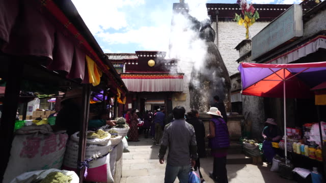 Ramoche Temple is an historical Buddhist monastery considered to be one of most important temples in Lhasa after the Jokhang Temple Many locals like...