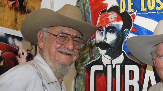 ramon castro, the older brother of fidel and raul, died tuesday in havana at 91 years old, local television reported - brother stock videos & royalty-free footage