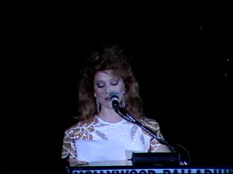 ramon franco at the faces international party at hollywood palladium in hollywood california on may 7 1989 - hollywood palladium stock videos & royalty-free footage