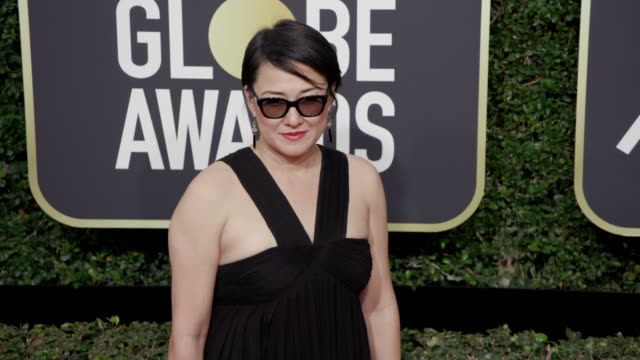 ramsey ann naito at the 75th annual golden globe awards at the beverly hilton hotel on january 07, 2018 in beverly hills, california. - the beverly hilton hotel stock videos & royalty-free footage