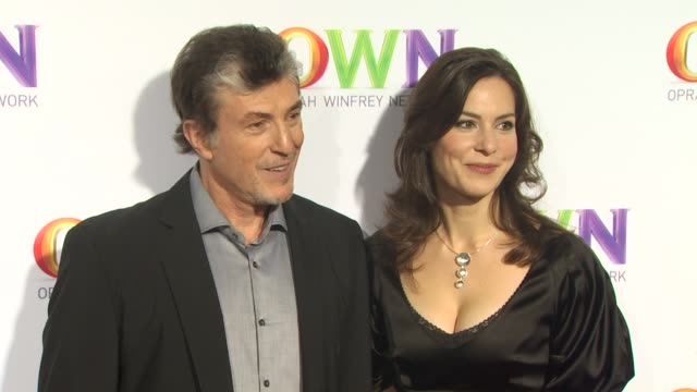 Randall Sullivan Indre Vlskontas at the OWN Oprah Winfrey Network Launch Cocktail Reception For The Television Critics Association Winter Press Tour...