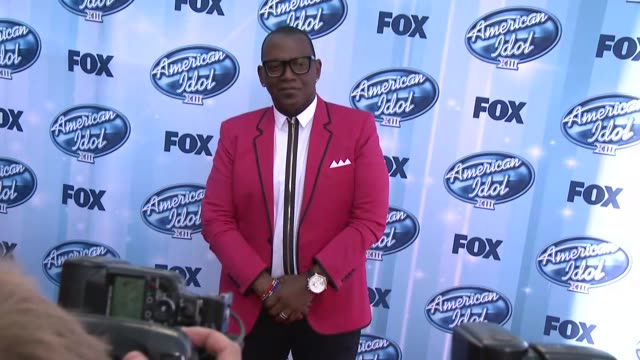 Randy Jackson at American Idol XIII 2014 Finale at Nokia Theatre LA Live on May 21 2014 in Los Angeles California