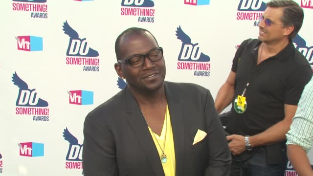 randy jackson at the 2010 vh1 do something awards at hollywood ca - vh1 stock videos & royalty-free footage