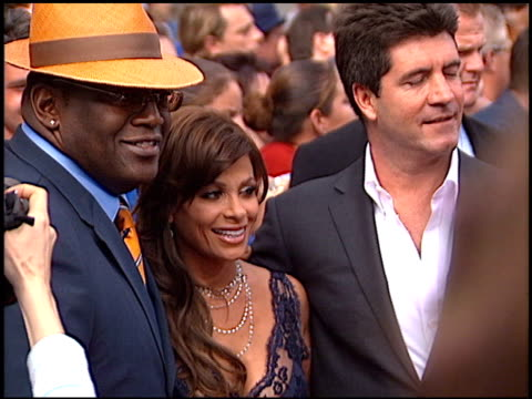 randy jackson at the american idol finale at the kodak theatre in hollywood california on september 4 2002 - american idol stock videos & royalty-free footage
