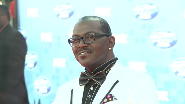 randy jackson at the fox's 'american idol 2011' finale results show at los angeles ca - results show stock videos & royalty-free footage