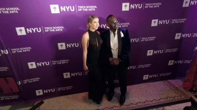 randy jackson at the new york university tisch school of the arts 2018 gala at capitale on april 16 2018 in new york city - new york university stock videos & royalty-free footage