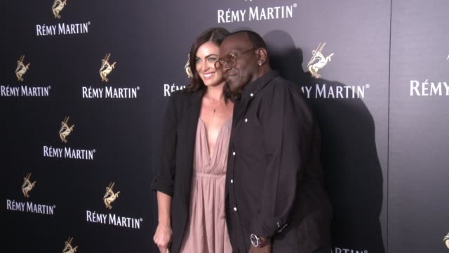 randy jackson, bec doyle at rémy martin hosts a special evening with jeremy renner and fetty wap celebrating the exceptional in los angeles, ca... - wap stock videos & royalty-free footage
