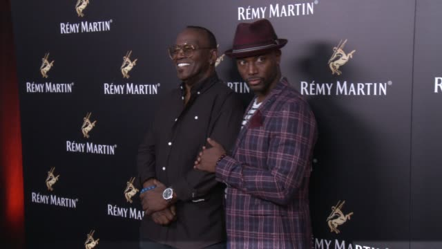 randy jackson, taye diggs at rémy martin hosts a special evening with jeremy renner and fetty wap celebrating the exceptional in los angeles, ca... - wap stock videos & royalty-free footage