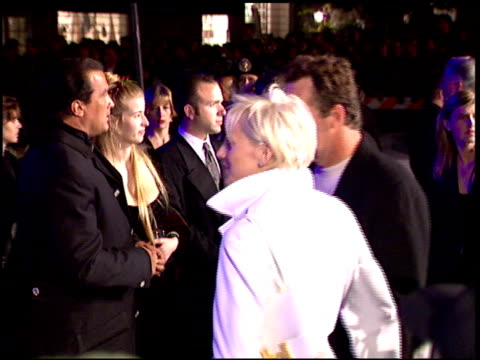 randy quaid at the 1996 academy awards vanity fair party at morton's in west hollywood, california on march 25, 1996. - 68th annual academy awards stock videos & royalty-free footage