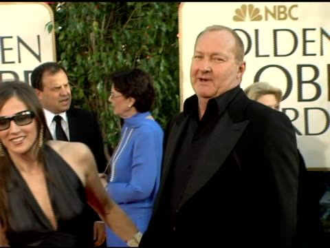 randy quaid at the 2006 golden globe awards arrivals at the beverly hilton in beverly hills, california on january 16, 2006. - randy quaid stock videos & royalty-free footage