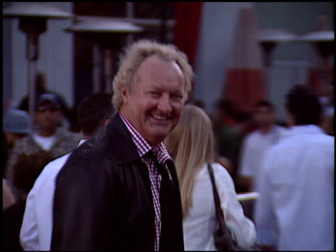 randy quaid at the 'cinderella man' premiere at gibson amphitheatre in universal city, california on may 23, 2005. - randy quaid stock videos & royalty-free footage