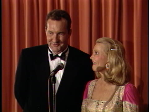 randy quaid at the golden globes awards 1989 at beverly hilton. - randy quaid stock videos & royalty-free footage